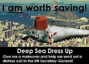 Save Deep Sea Life