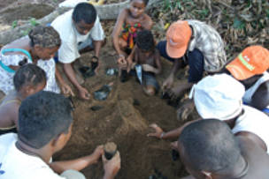 Fighting climate change in Madagascar's Northern Mozambique Channel with WWF's Volunteer & Internship Programme