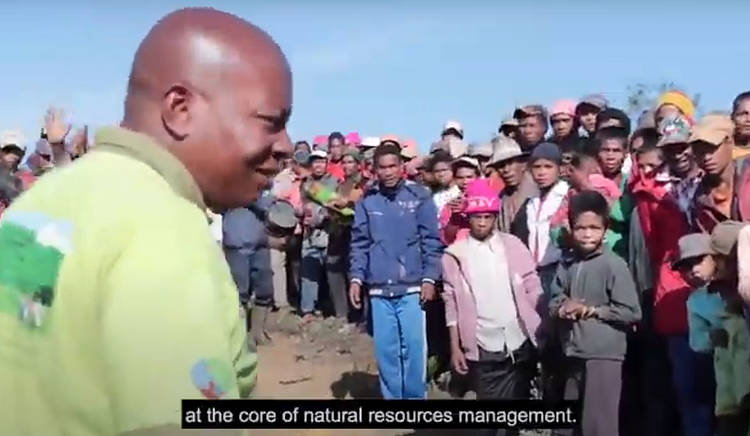 Grassroots communities are the pillars of natural resource management