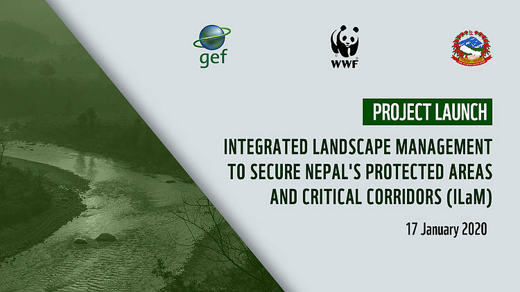 Government of Nepal launches new Integrated Landscape Management Project