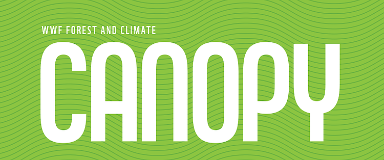CANOPY (issue 1, 2019): biannual news from WWF Forest and Climate