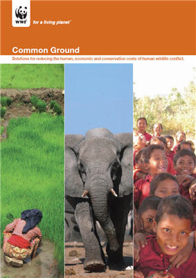 Common Ground - Reducing human wildlife conflict