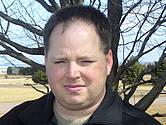 Corey Marchbank, WWF Climate Witness, Canada. <br>©WWF-Canada