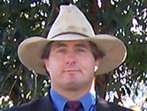 Hugh Innes, WWF Climate Witness from Australia