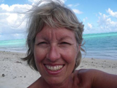 Linda Morton, WWF Climate Witness, Cook Islands