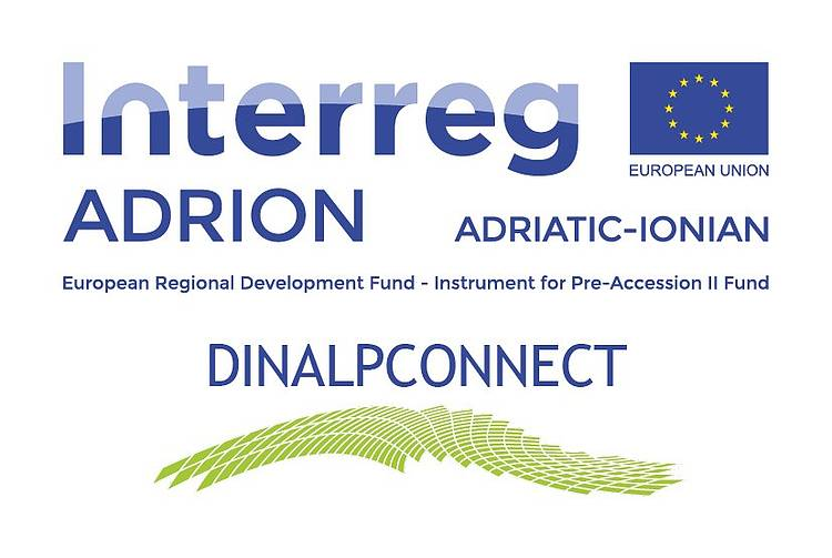 DINALPCONNECT - Transboundary ecological connectivity of Alps and Dinaric Mountains