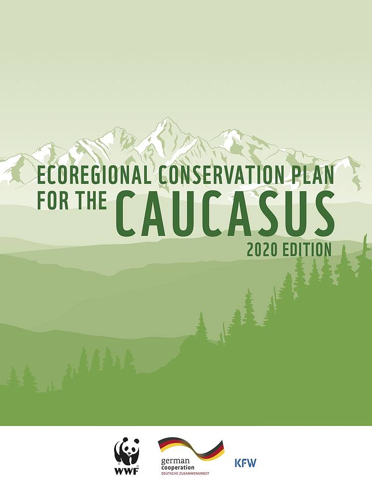 Ecoregional Conservation Plan (ECP) For The Caucasus 2020 Edition