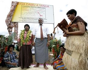 WWF - Macuata Province, Fiji
