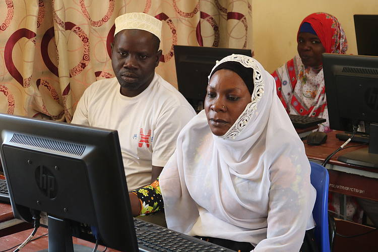 Beach Management Units facilitated with ICT Training and Equipment