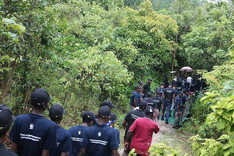 FOREST JUSTICE FOR NGAPA VILLAGE