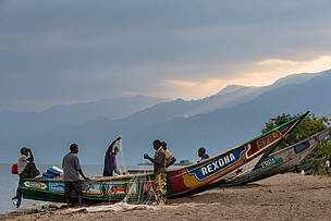 Virunga National Park: Intact for nine decades, now more threatened than ever