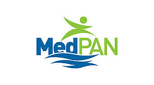 Logo of MedPAN - The network of managers of Marine Protected Areas in the Mediterranean  © MedPAN