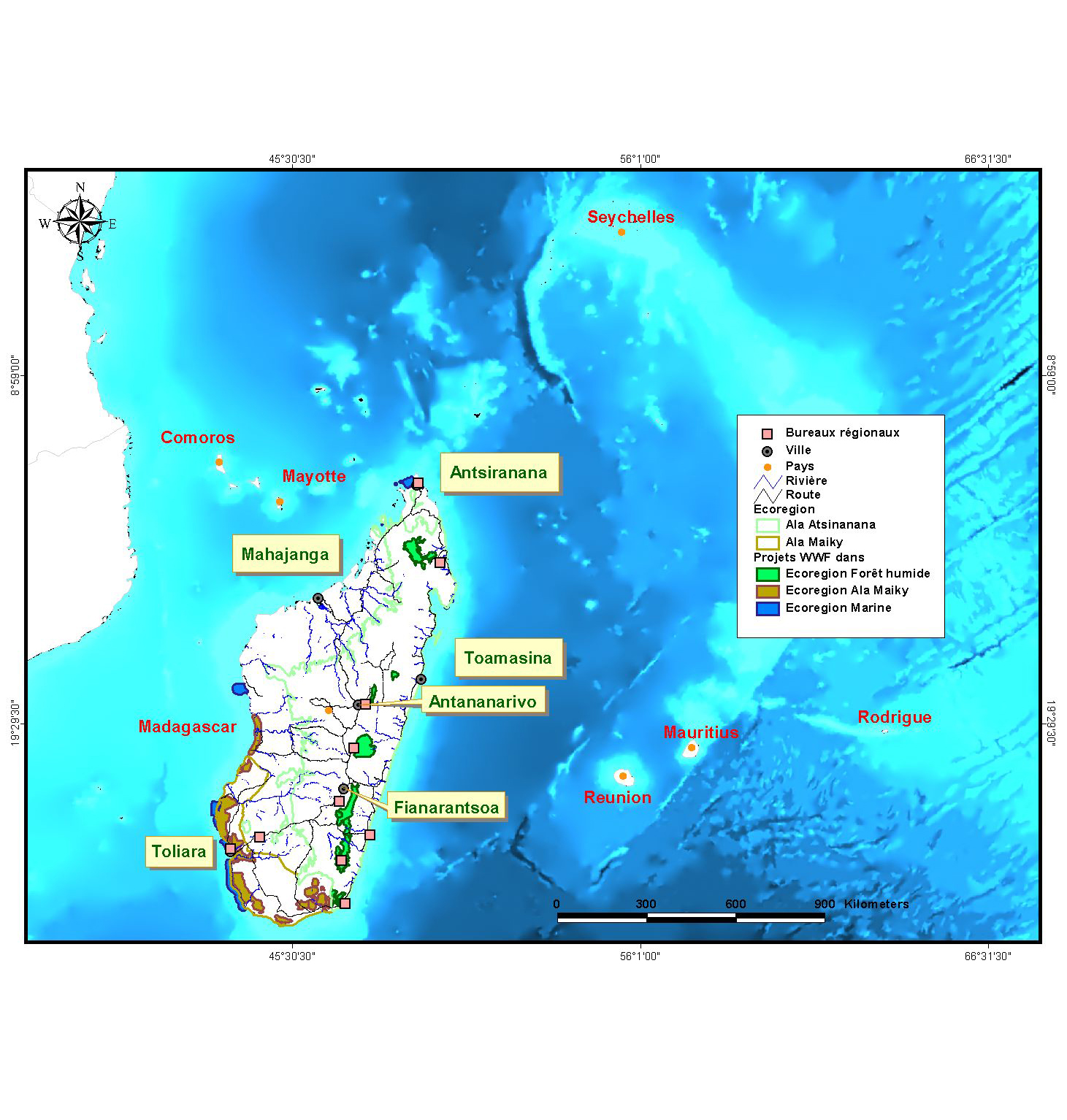 Natural Resources Found In Comoros