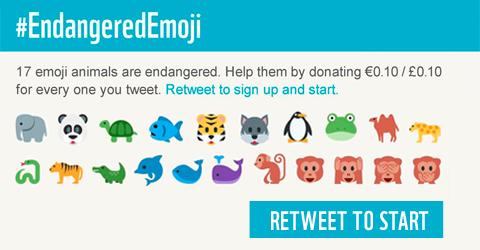 endangered emojis