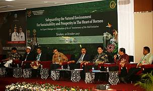HoB Week kicks off with Expert Dialogue in Celebration of the 10th Anniversary of the Heart of Borneo Initiative