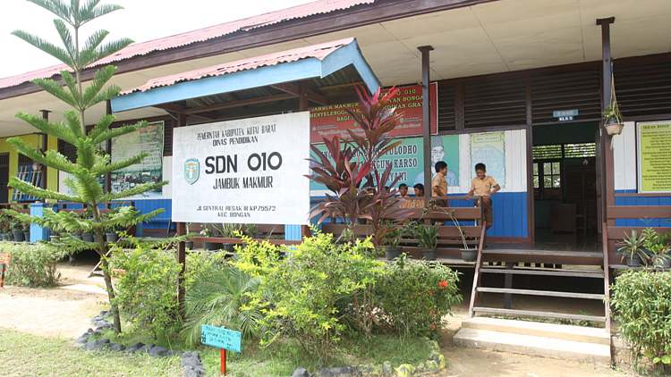 Photo Story of SDN 010 Bongan with WWF-Indonesia (2011 - 2018)