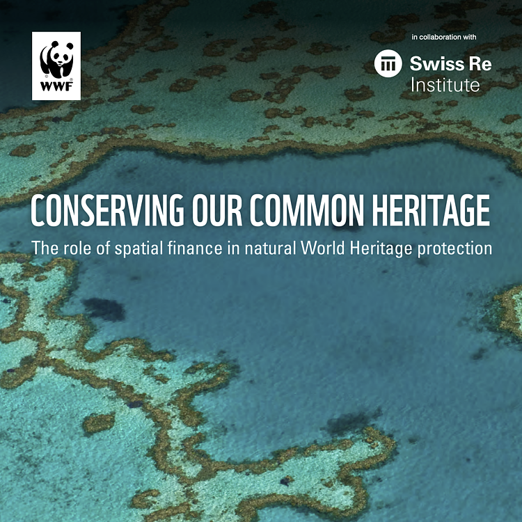 Conserving Our Common Heritage - WWF and Swiss Re Institute
