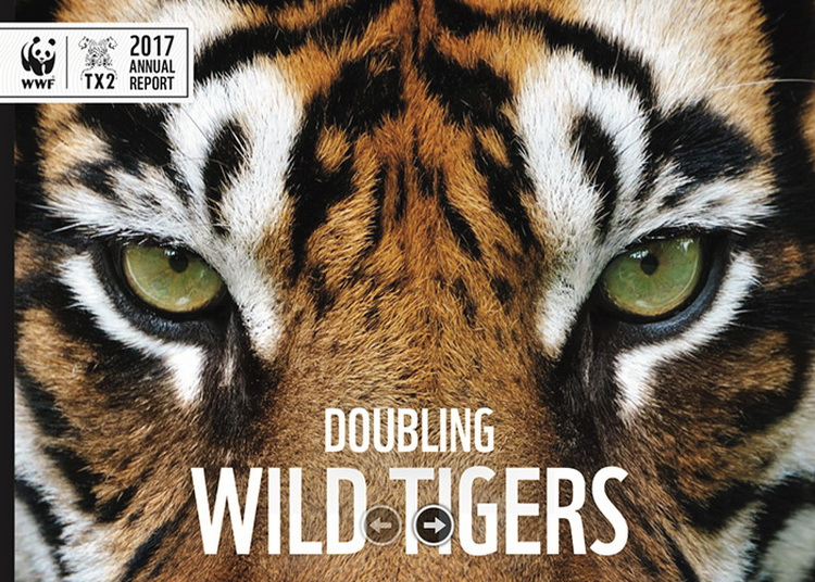 Annual Report 2017 - Doubling Wild Tigers