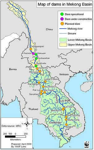 Emergency Meeting of the Mekong River Commission Urgently Needed ...