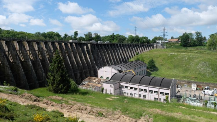 Biggest Dam Removal in European History Begins