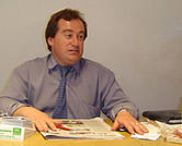 Osvaldo Bonino, WWF Climate Witness from Argentina